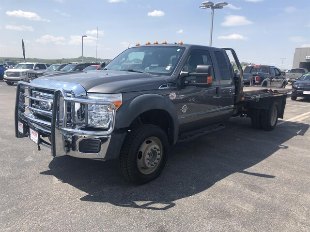 Pre-Owned 2011 Ford F-550