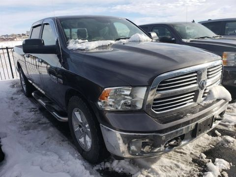 CERTIFIED PRE-OWNED 2015 RAM 1500 SLT 4WD