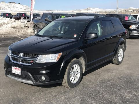 CERTIFIED PRE-OWNED 2016 DODGE JOURNEY SXT AWD