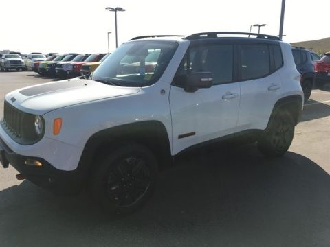 NEW 2018 JEEP RENEGADE TRAILHAWK® 4X4